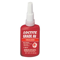 Loctite 50ml Grade Av Threadlocking Adhesive/sealant
