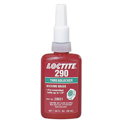 Loctite 50-ml Threadlocker 290wicking Grade