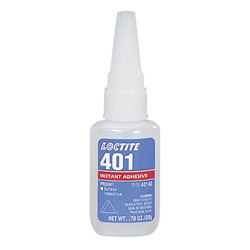 Loctite 20-gm Prism 401 Surfaceinsensitive Instant Adhe