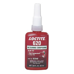 Loctite 250ml Ret. Compound 620high Temperature