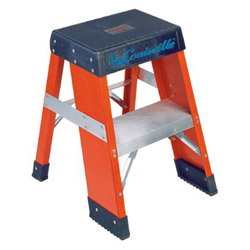 Louisville Ladder 2' H.d. Fiberglass Multipurpose Step Stand