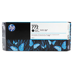 HP 77 Black Ink Cartridge ,Model CN635A ,Page Yield 300