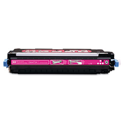 HP 501A Magent Toner Cartridge, Model Q6473AG, Page Yield 6000