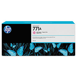 HP 77 Magenta Ink Cartridge ,Model CE041A ,Page Yield 1600