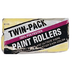 "Linzer 9"" Twin Pack Roller Cover"