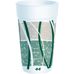 Dart 44TJ32E Impulse Design 44 Ounce Foam Cups