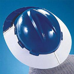 MSA V-Gard Sun Shield for V-Gard and Topgard Hard Hats, Smoke