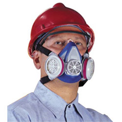 MSA Advantage 200 Half Face Respirator Medium