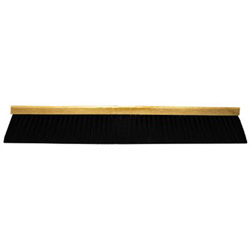 "Magnolia Brush 24"" BLACK PLASTIC FLEXSWEEP FLOOR BRUSH"