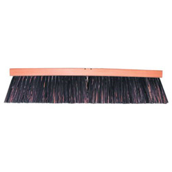 "Magnolia Brush 24"" Blue Plastic Hd Street Broom Requires A"