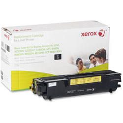 Xerox 006R01418 Remanufactured TN580 High-Yield Toner, Black