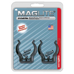 Maglite® D-cell Auto Clampsreplaces As