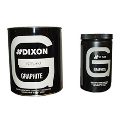 Dixon Graphite 5lb Can #2 Med Flake Graphite