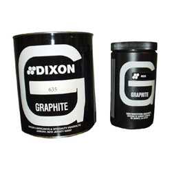 Dixon Graphite 5lbs 3d #635 Finely Powdered Flake Graph