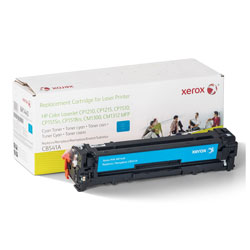 Xerox 006R01440 Replacement Toner for CB541A (125A), 1400 Page Yield, Cyan