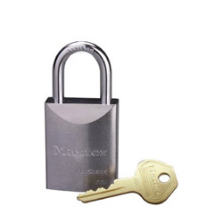 Master Lock Company 5 Pin Solid Steel Padlock Keyed Diffe