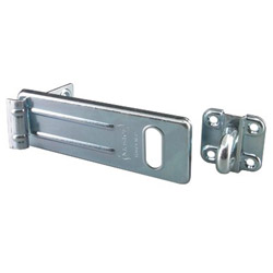 Master Lock Company Case Hard Steel Body Security Hasp Carded