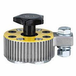 Magswitch Magnetic Ground Clamp, 200 lb Capacity, 4inw x 2 7/10inl x 2 3/5inh