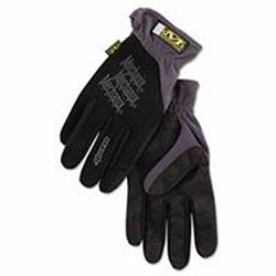 Mechanix Wear FastFit Gloves, Black, X-Large