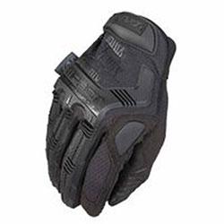 Mechanix Wear TAA M-Pact Gloves, Black, Large