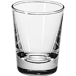 Libbey 48 2 Ounce Plain Whiskey Glass