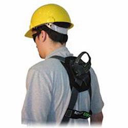 Miller Fall Protection Heavy-Duty Welder Harnesses, Back & Side D-Rings, Universal