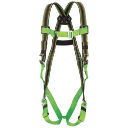 Miller Fall Protection DuraFlex Ultra Harnesses, Back D-Ring, Universal