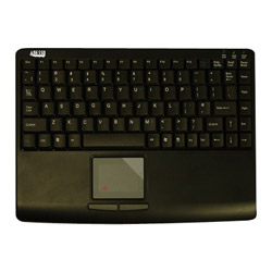 Adesso SlimTouch Mini AKB-410UB - Keyboard , Touchpad