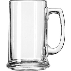 Libbey Handled Beer Mug, 15 Oz