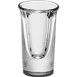 Libbey 5030 3/4 Ounce Tall Whiskey Glass