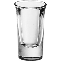 Libbey 5031 1 Ounce Tall Whiskey Glass