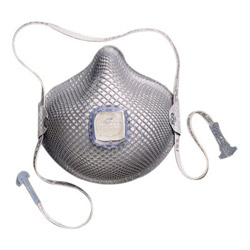 Moldex R95 Particulate Respirators with HandyStrap and Ventex Valve