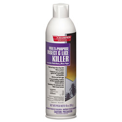 Chase Champion Sprayon Multipurpose Insect & Lice Killer, 10oz, Can
