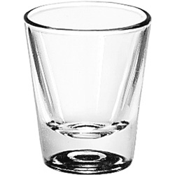 Libbey 5121 1.25 Ounce Whiskey Glass