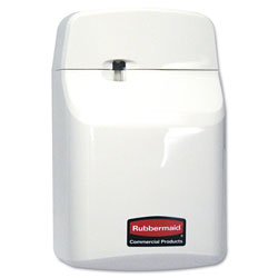 Rubbermaid Off White Economy Sebreeze Aerosol Odor Control System