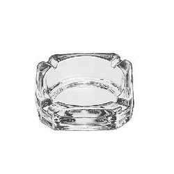 "Libbey 5143 3.75"" Square Ashtray"