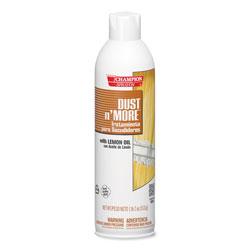 Chase Champion Sprayon Dust Mop Treatment, Lemon, 18 oz Aerosol, 12/Carton