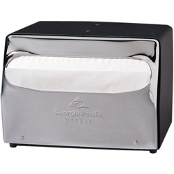 Georgia Pacific 516-02 MorNap Full Fold Table Model Napkin Dispenser