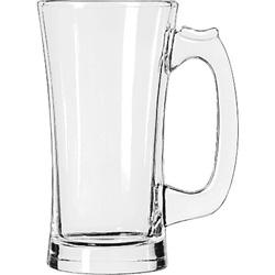 Libbey Crystal Mug, 12 Oz