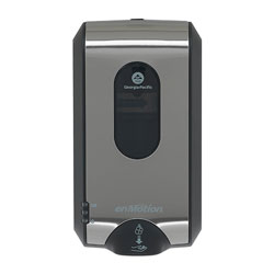 enMotion Gen2 Automated Touchless Soap & Sanitizer Dispenser, Stainless Finish