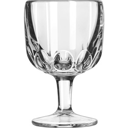 Libbey Hoffman 10-Oz Wine Goblet, Case of 12