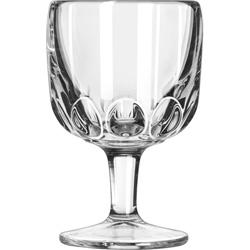 Libbey Hoffman 12-Oz Wine Goblet, Case of 12