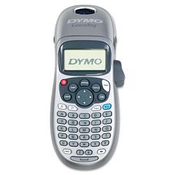 Dymo LetraTag 100H Label Maker, 2 Lines, 3 1/10w x 2 3/5d x 8 3/10h