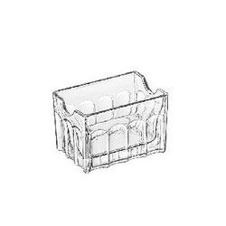 "Libbey 5258 3.5"" Sugar Packet Holder"
