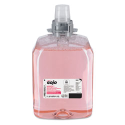 Gojo FMX-20™ Foaming Cranberry Soap Dispenser Refill, 2000 mL, Case of 2