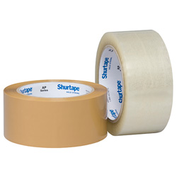 Shurtape Packaging Tape, 48mmx100m, Clear