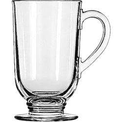Libbey 5304 10 Ounce Irish Coffee Mug