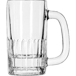 Libbey Beer Glass, 8.5 Oz