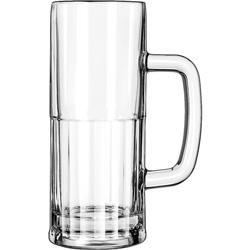 Libbey Beer Mug, 22 OZ