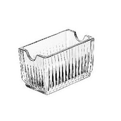 "Libbey 5460 4 1/2"" Sugar Packet Holder"